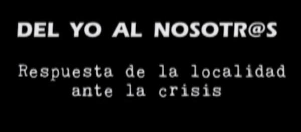 "Salomé Rodríguez González: ""Videografías: Del yo al nosotr@s"""