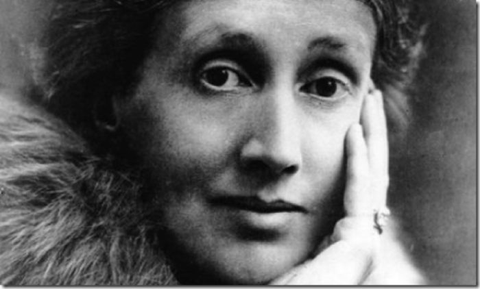 Virginia Woolf on herself and writing